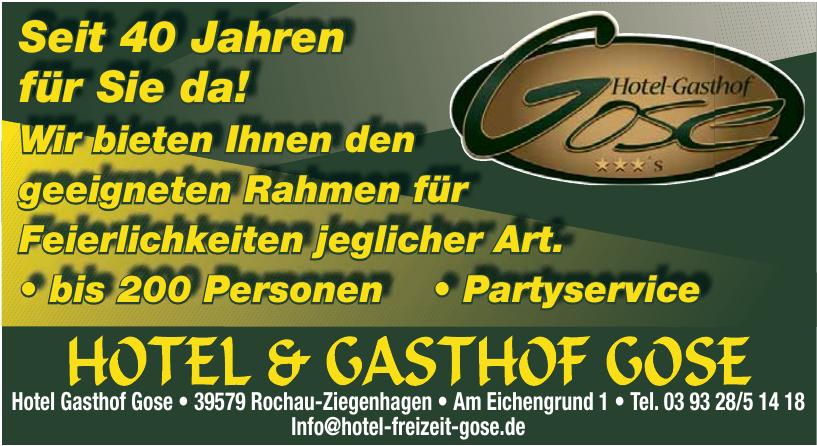 Hotel & Gasthof Gose