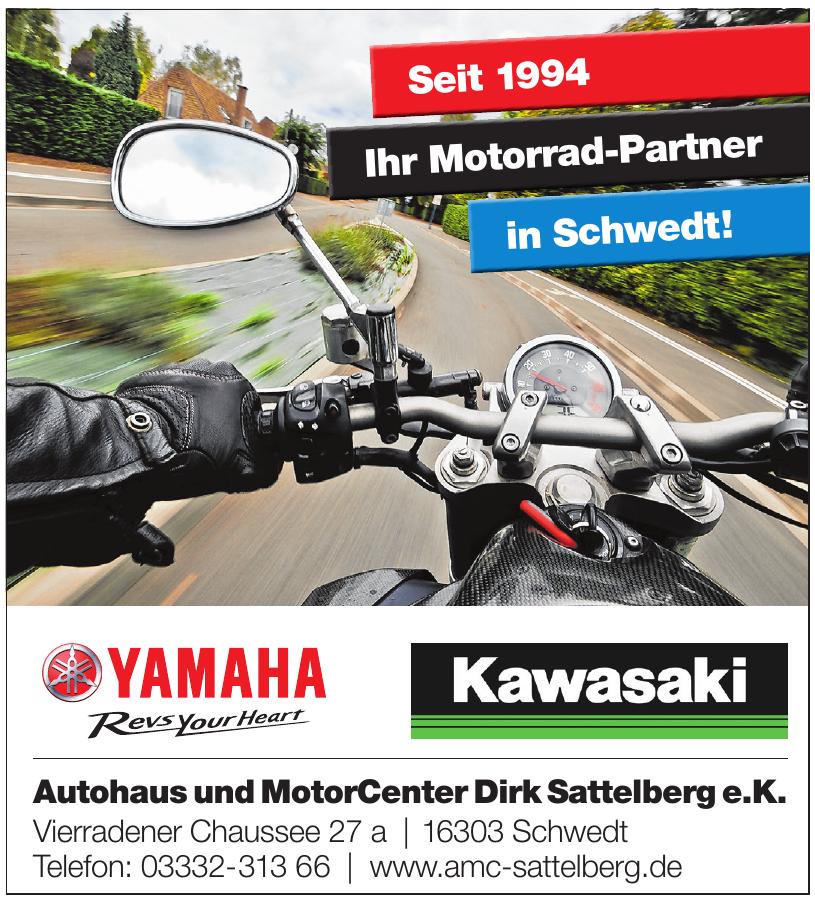 Autohaus und MotorCenter Dirk Sattelberg e.K.