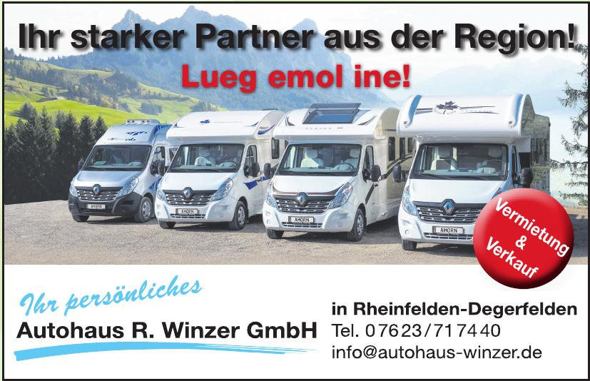 Autohaus R. Winzer GmbH