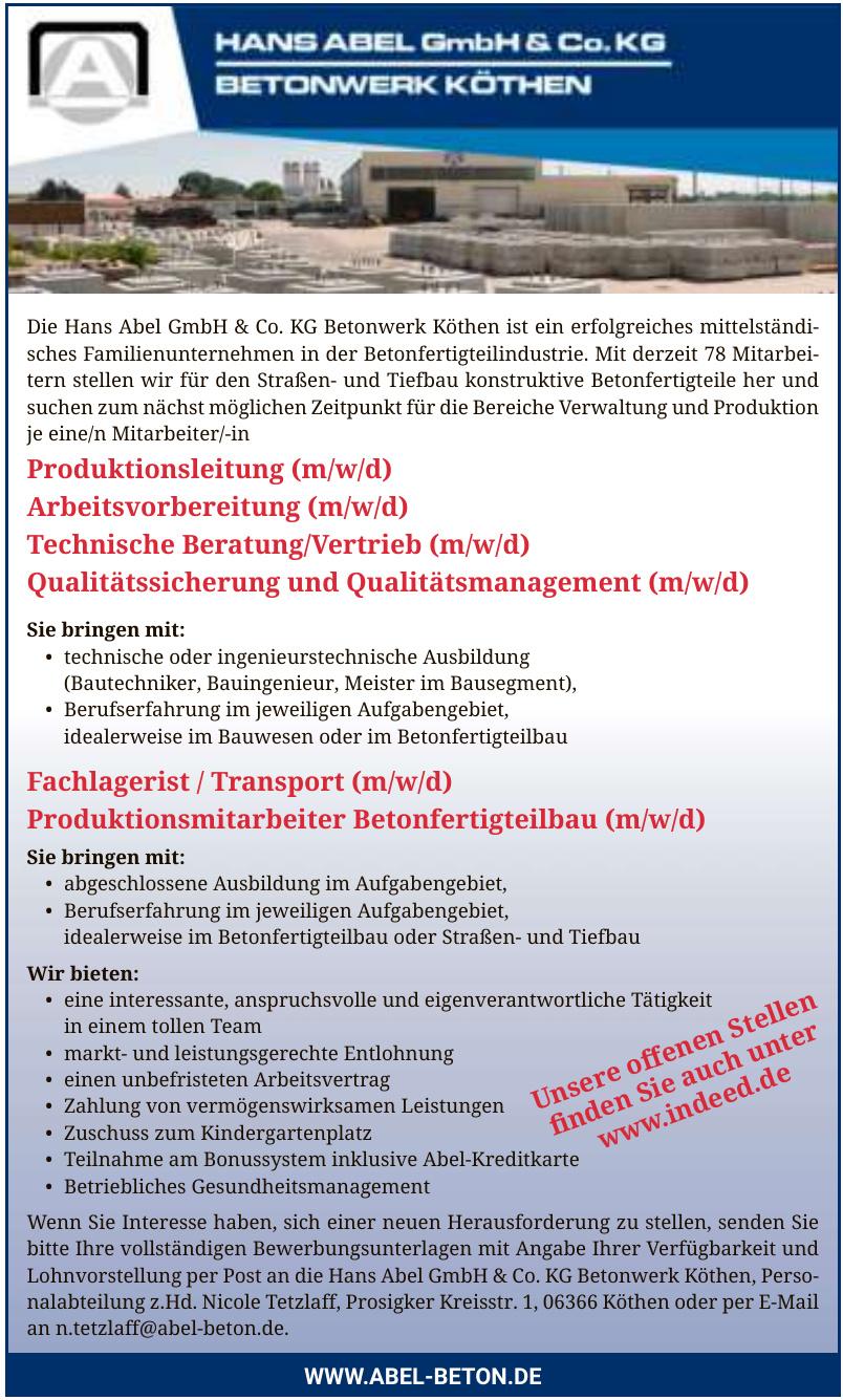 Hans Abel GmbH & Co. KG
