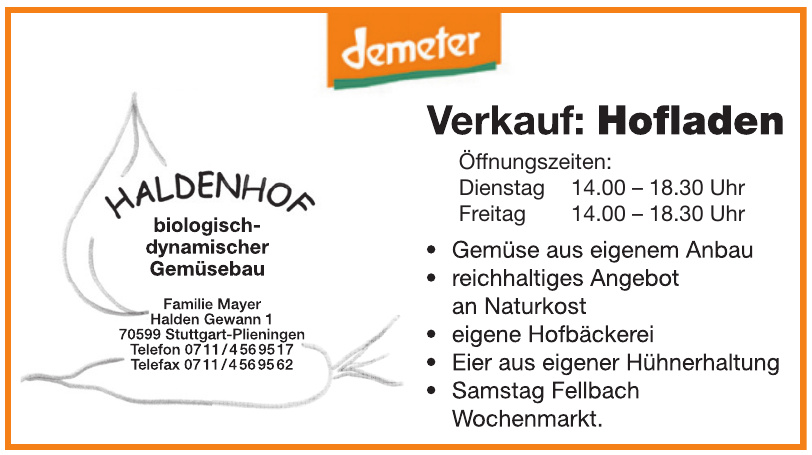 demeter Haldenhof