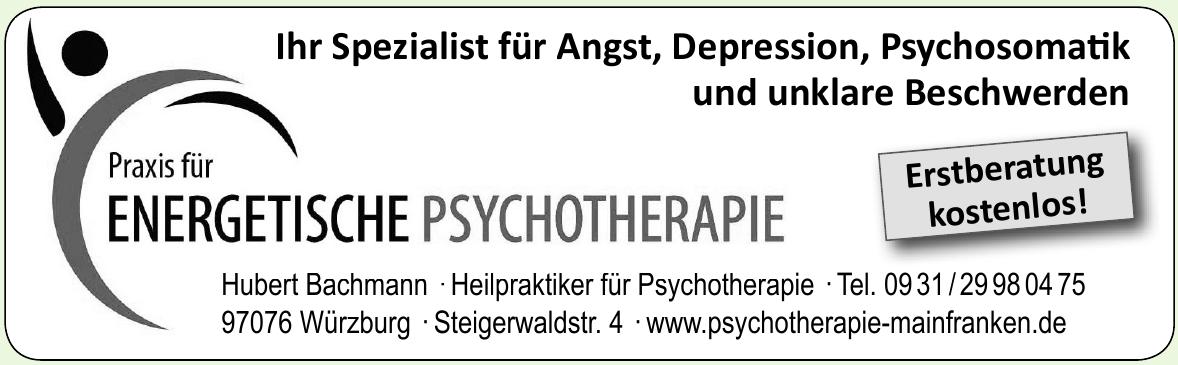 Praxis für energetische Psychotherapie