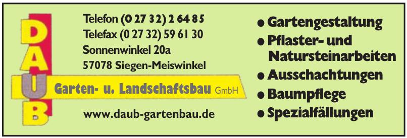 Daub Garten- u. Landschaftsbau GmbH