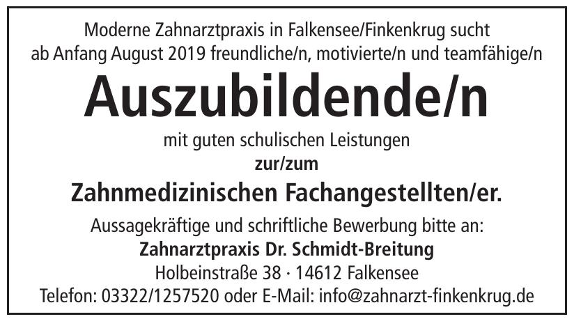 Zahnarztpraxis Dr. Schmidt-Breitung