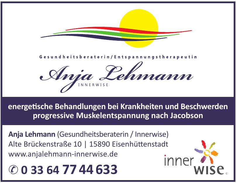 Anja Lehmann (Gesundheitsberaterin / Innerwise)