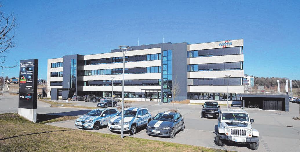 Die Betz und Weber BauPartner GmbH hat ihre neuen Büroräume in Ravensburg in der Ganterhofstraße 2 bezogen.