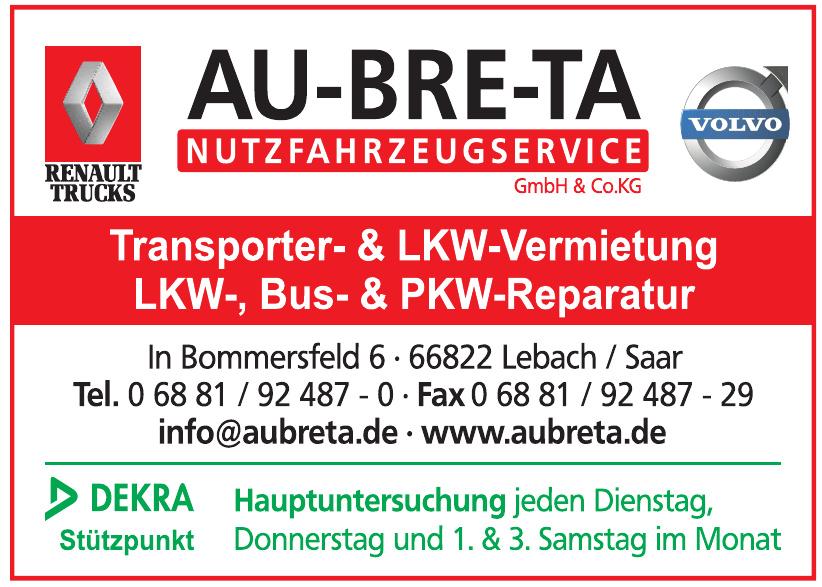 AU-BRE-TA Nutzfahrzeugservice GmbH & Co.KG