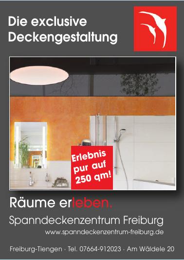 Spanndeckenzentrum Freiburg