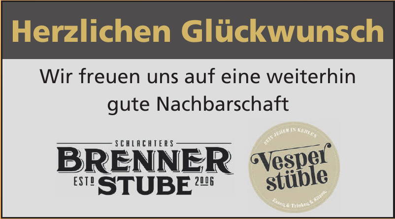 Brenner Stube