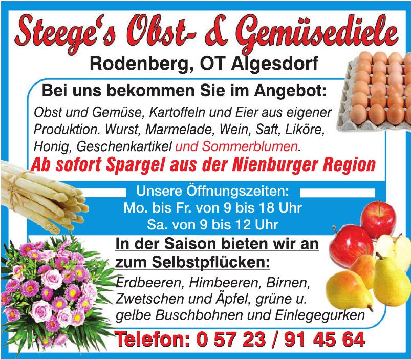 Steege's Obst- & Gemüsediele