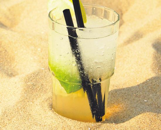 Bei einem längeren Aufenthalt lohnt es sich, kalte Getränke dabei zu haben Bild: S.H.exclusiv/stock.adobe.com