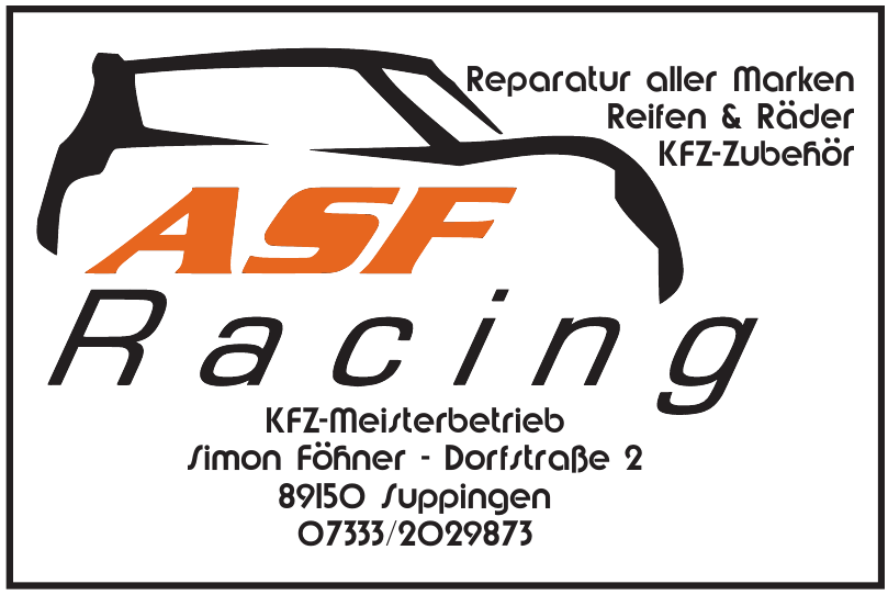ASF Racing Simon Föhner