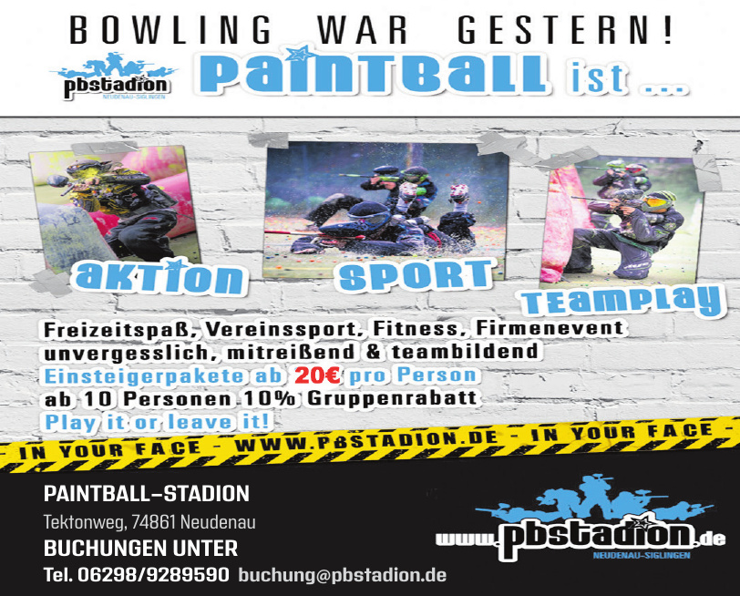 Paintball-Stadion