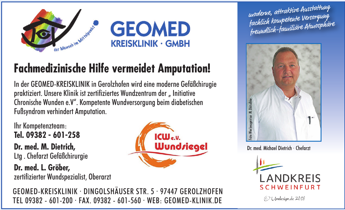 Geomed Kreisklinik GmbH