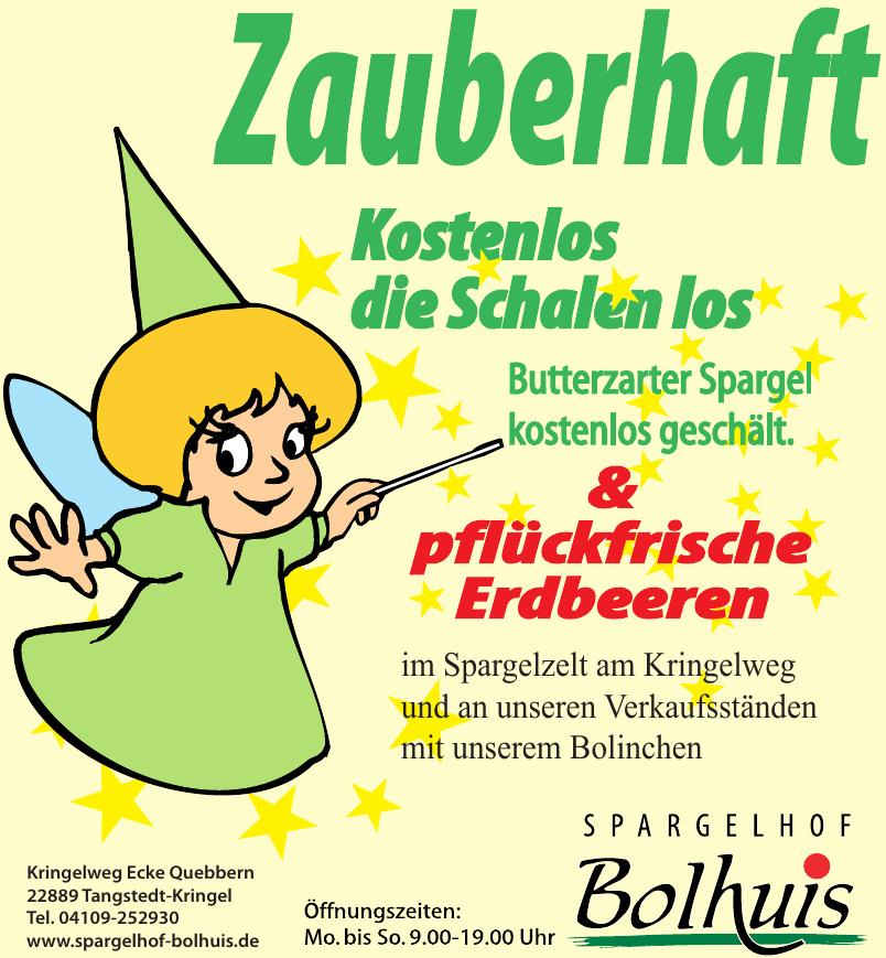 Spargelhof Bolhuis