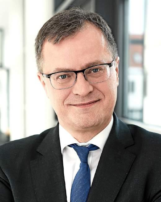 Johannes Pfeiffer, Geschäftsführer bei der Regionaldirektion Berlin-Brandenburg der Agentur für Arbeit FOTO: BUNDESARBEITSAGENTUR