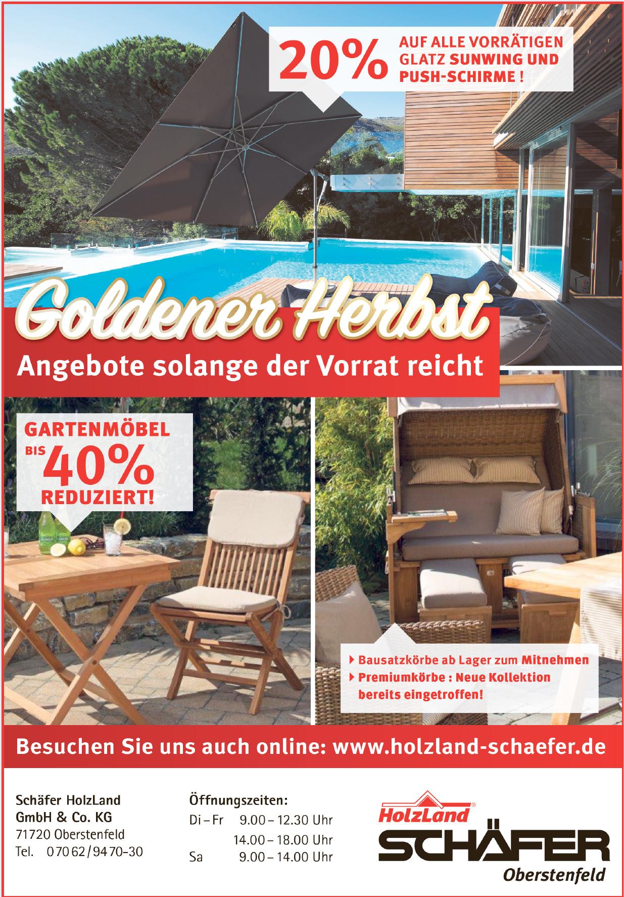 Schäfer HolzLand GmbH + Co. KG