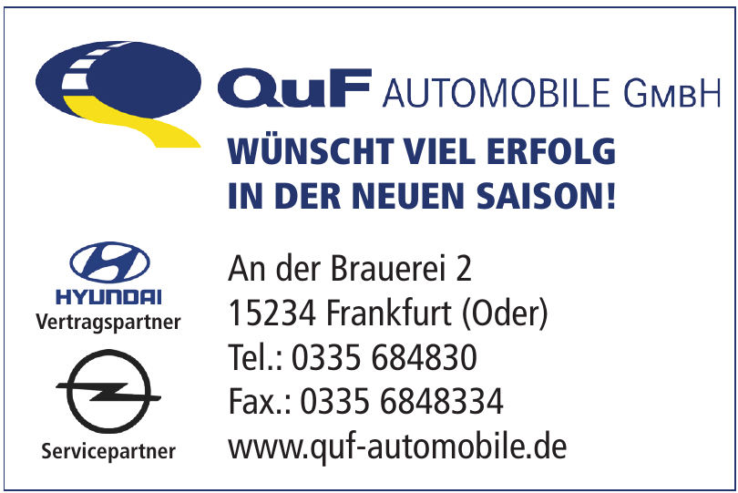 QUF Automobile GmbH