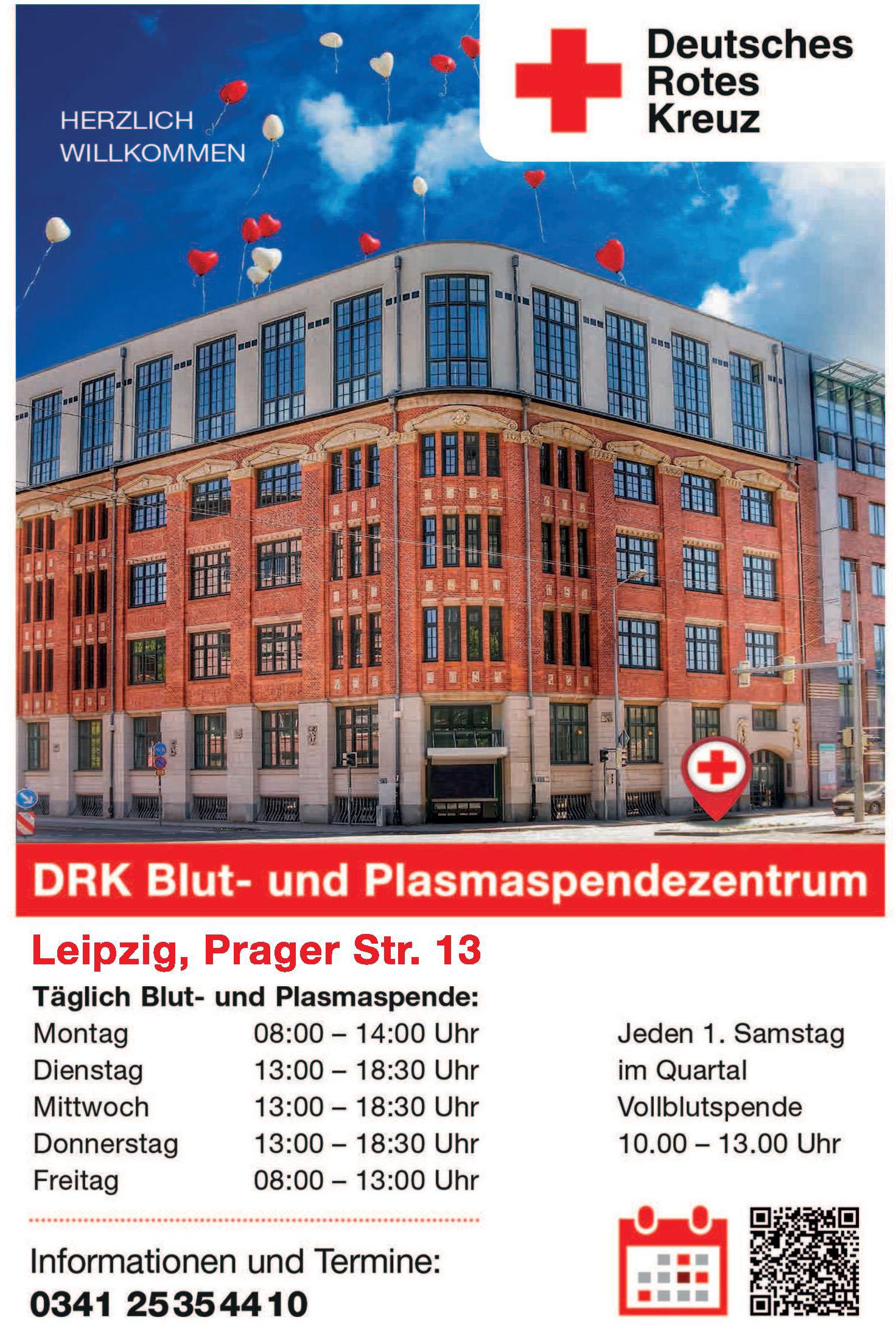 DRK Blut-und Plasmaspendezentrum