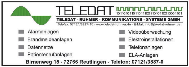 Teledat Ruhmer Kommunikations Systeme GmbH