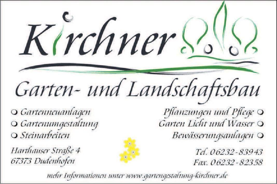 Kirchner Garten- und Landschaftsbau GmbH