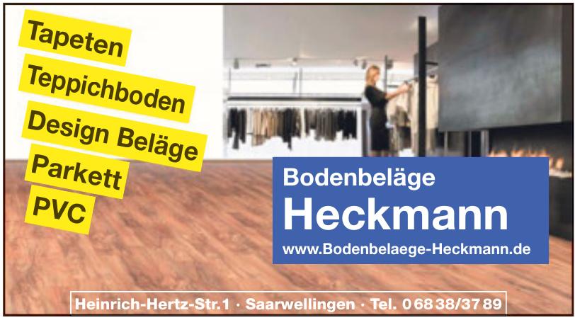 Bodenbeläge Heckmann