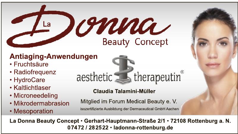 La Donna Beauty Concept