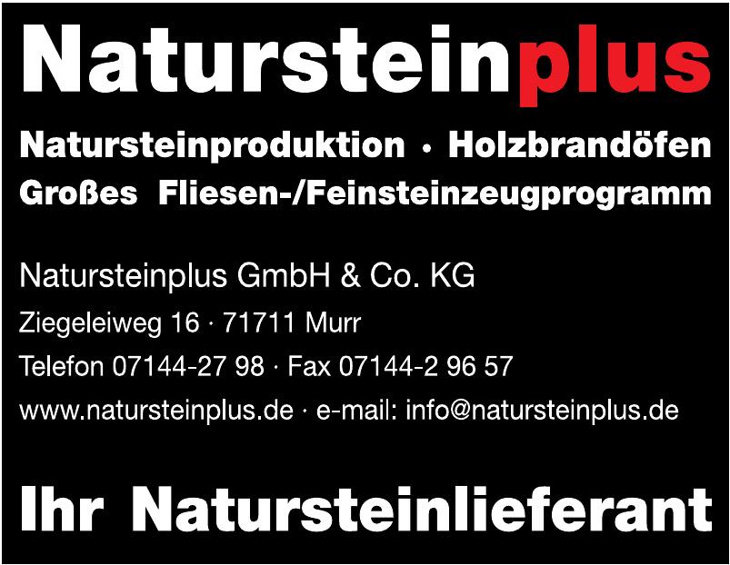 Natursteinplus Gmbh & Co. KG
