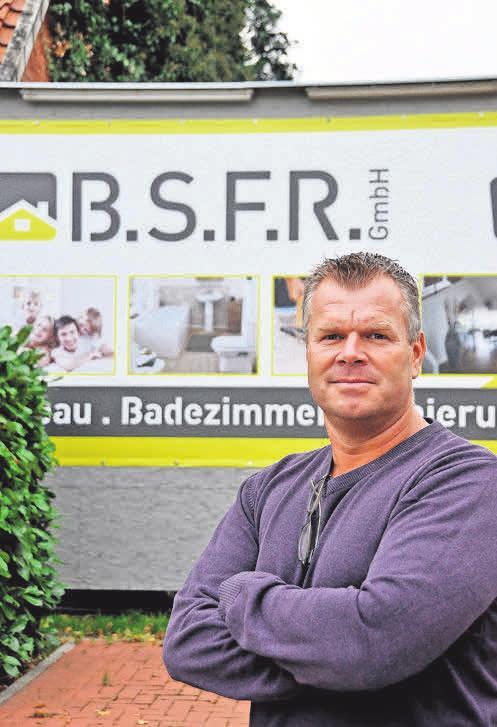 Sven Bytomski gehört zu den Vorzeigearbeitgebern bei den Fachbetrieben. Foto: Archiv