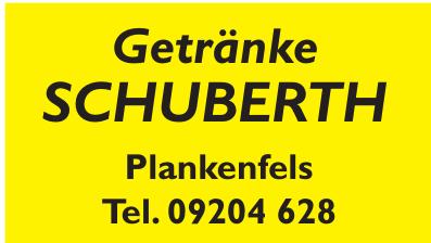 Getränke Schuberth