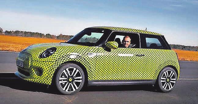 Jetzt wächst zusammen, was zusammengehört: Mini elektrifiziert den Zweitürer unter freundlicher Mithilfe der BMWi3Antriebstechnik – allerdings mit Vorderradantrieb.