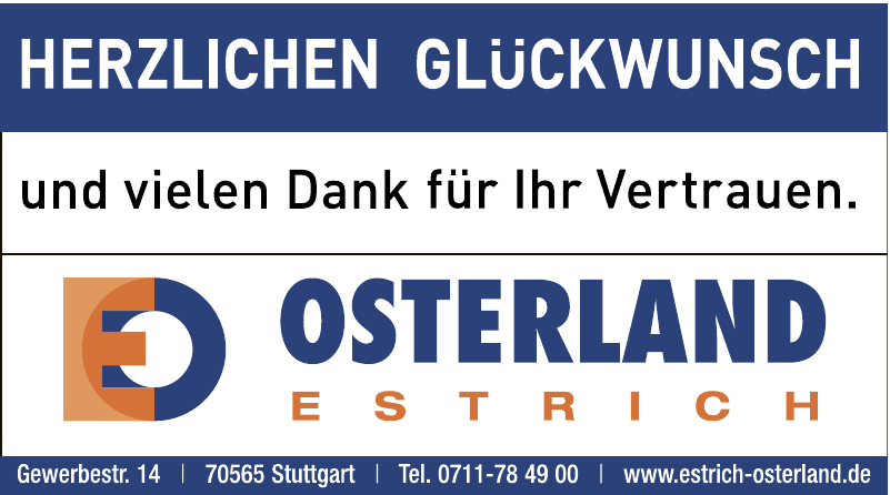 Osterland Estrich