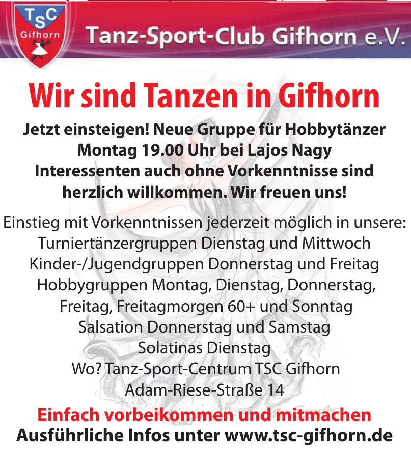 TSC Tanz-Sport-Club Fighorn e.V.