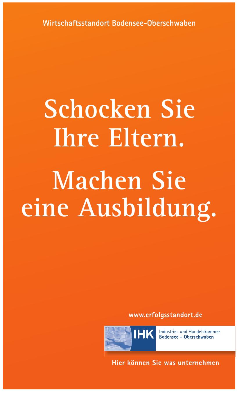 Wirtschaftsstandort Bodensee-Oberschwaben