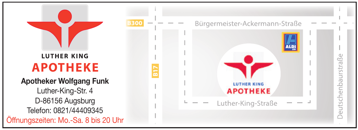 Luther King Apotheke