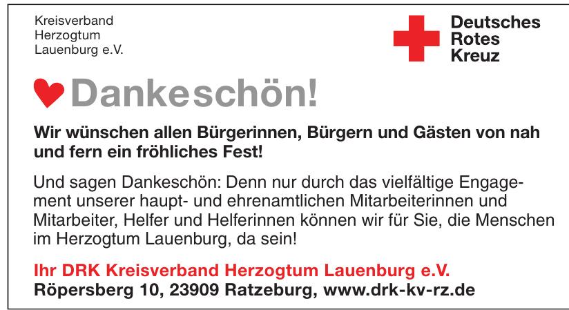 DRK Kreisverband Herzogtum Lauenburg e.V.