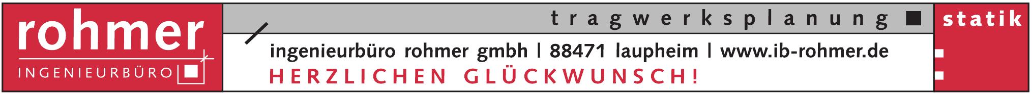 Ingenieurbüro Rohmer GmbH
