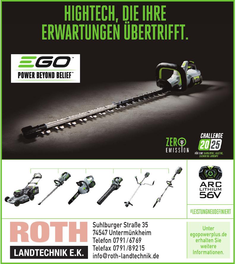 Roth Landtechnik e.K.
