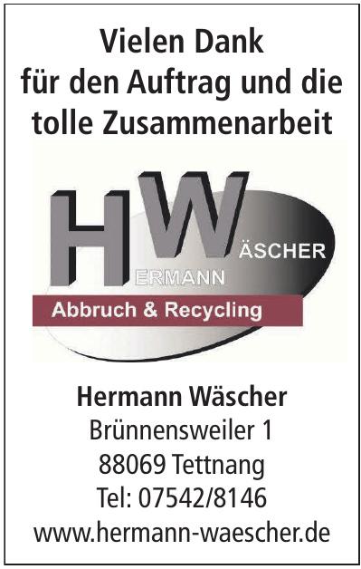 Hermann Wäscher