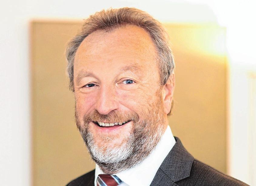 Der Weißenhorner Rechtsanwalt Matthias Kummer.