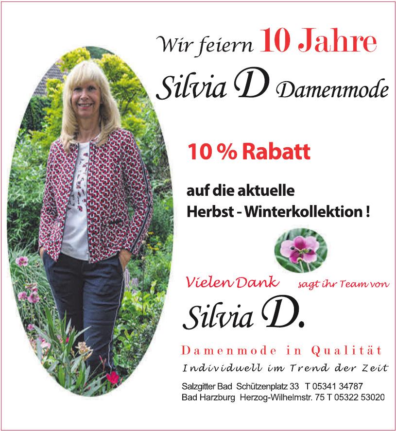 Silvia D. Damenmode