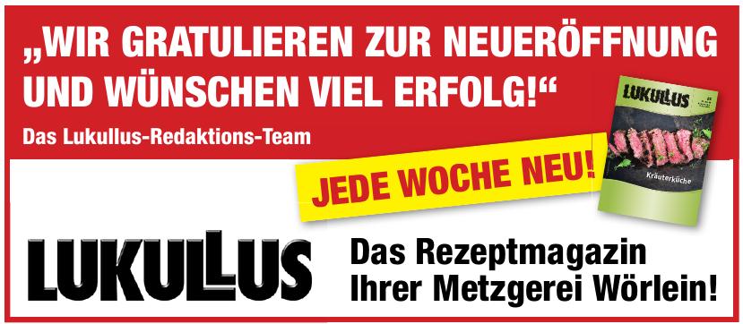 Rezeptmagazin Lukullus