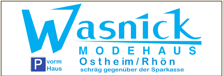 Wasnick Modehaus
