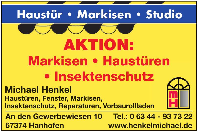 Michael Henkel Haustüren, Fenster, Markiesen