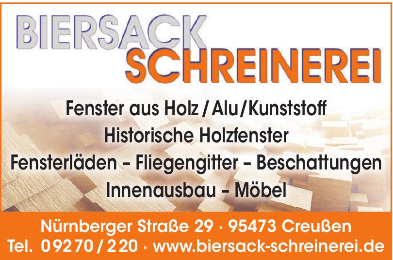 Biersack Schreinerei