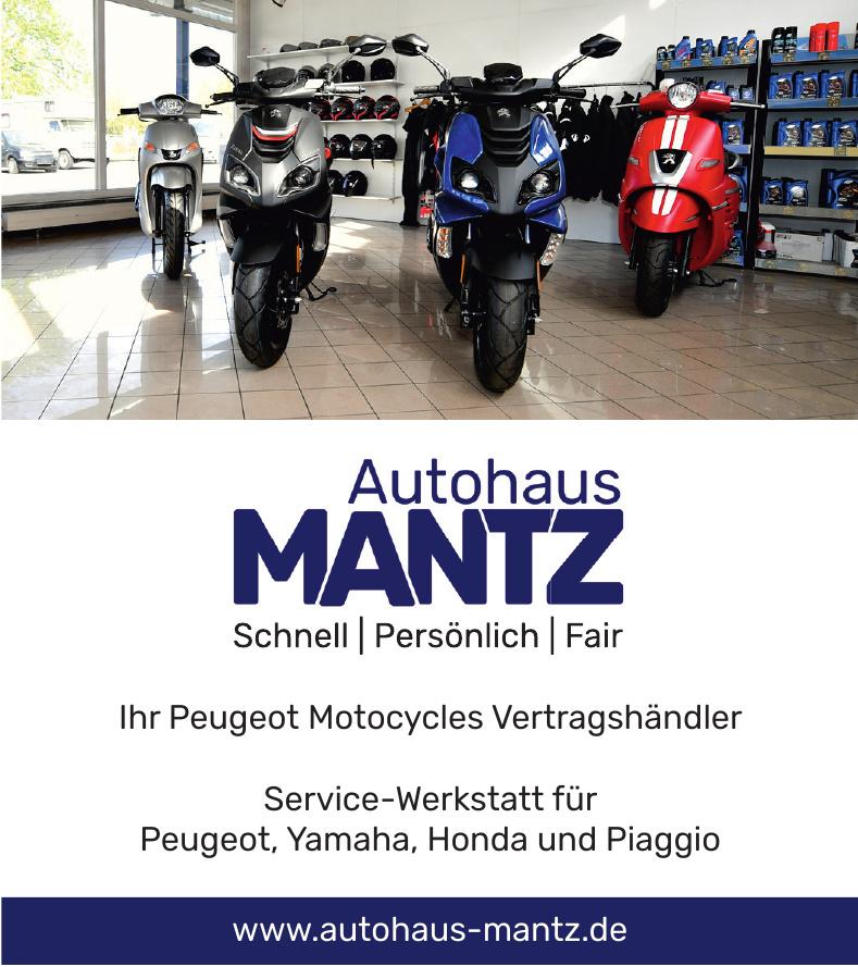 Autohaus Mantz & Co. GmbH