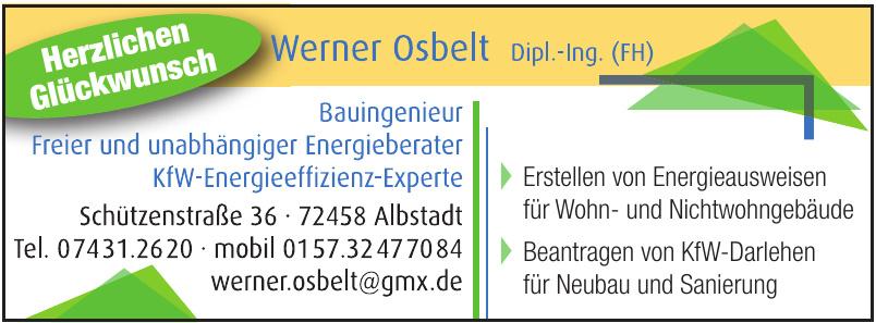 Werner Osbelt