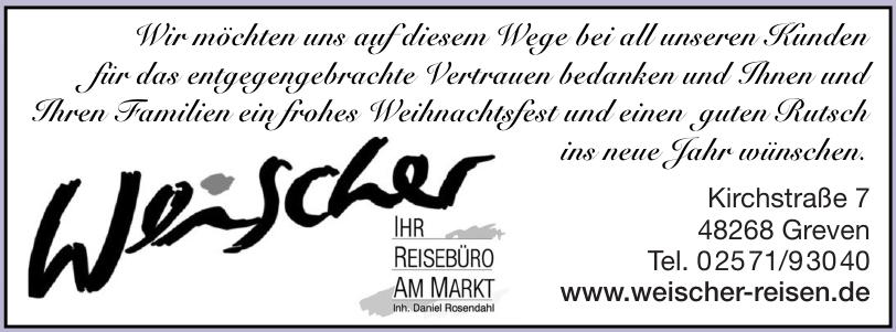 Reisebüro Weischer