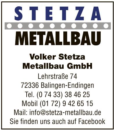 Volker Stetza Metallbau GmbH
