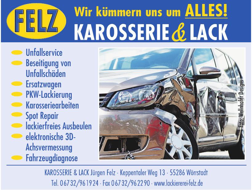 Karosserie & Lack Jürgen Felz